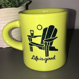 Life Is Good Home Mug